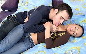 Best Girls Tit Sucking Porn Pictures