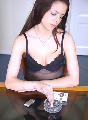 Best Girls Smoking Porn Pictures