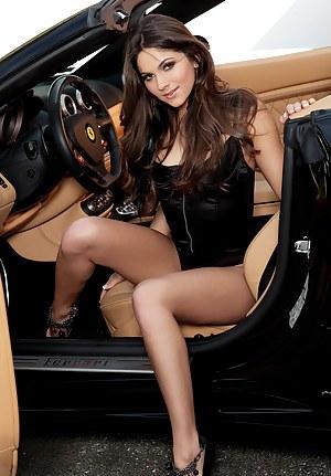 Best Girls Car Porn Pictures