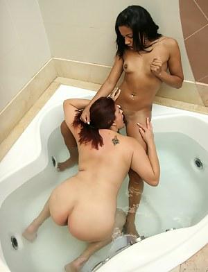 Best Lesbian Girls Interracial Porn Pictures